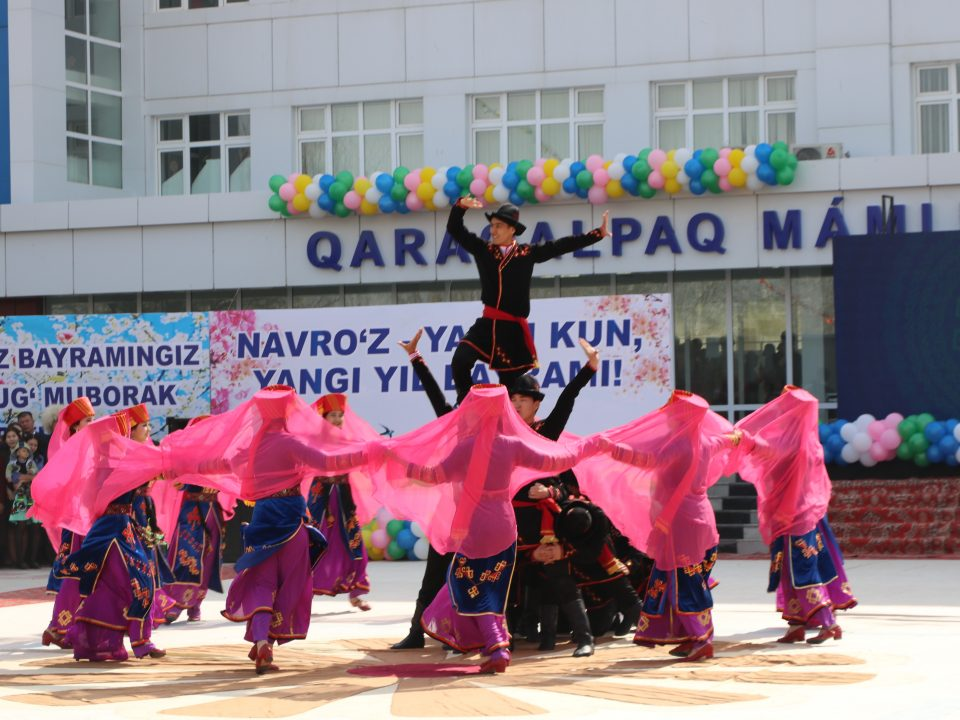 Dear compatriots, let every day be Navruz!
